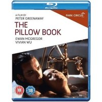 The Pillow Book - Blu-ray