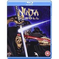 Ninja Scroll Blu-ray