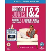 Bridget Jones 1 & 2 Double (Blu-ray + UV Copy) [2016]