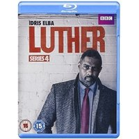 Luther - Series 4 [Blu-ray] [2015]