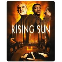 Rising Sun - Limited Edition Steelbook [Blu-ray]