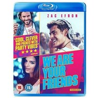 We Are Your Friends [Blu-ray] [2015]