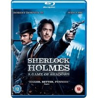 Sherlock Holmes: A Game of Shadows [Blu-ray] [2012] [Region Free]