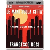 Le Mani Sulla Città (Hands Over the City)(Masters of Cinema) (Dual Format Edition) [Blu-ray + DVD] [1963]