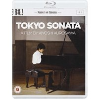 Tokyo Sonata [Masters of Cinema] (Dual Format Edition) [Blu-ray] [2008] [Region Free]