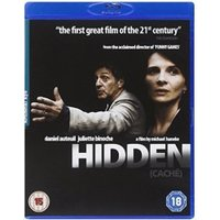Hidden [Blu-ray] [2005]
