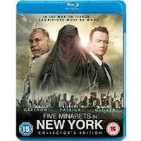 Five Minarets in New York [Blu-ray]