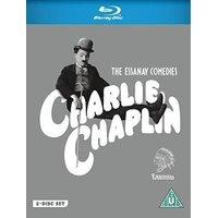 Charlie Chaplin: The Essanay Comedies [Blu-ray]