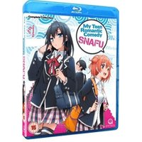 My Teen Romantic Comedy Snafu: Complete Season 1 Collection [Blu-ray]