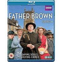 Father Brown Series 4 [Blu-ray]