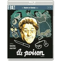 LA POISON [POISON] (Masters of Cinema) (Blu-ray) [1951]