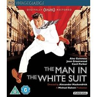 Man In The White Suit [1951] [Blu-ray]