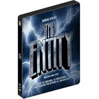 The Entity (1982) Limited Edition Dual Format (DVD & Blu-ray) Steelbook
