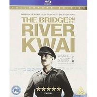 The Bridge on the River Kwai [Blu-ray] [2011] [Region Free]