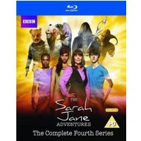 The Sarah Jane Adventures - Series 4 [Blu-ray] [Region Free]