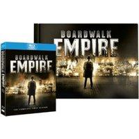 Boardwalk Empire - Season 1 (HBO) Limited Edition with Photo Book [Blu-ray] [2012] [Region Free]