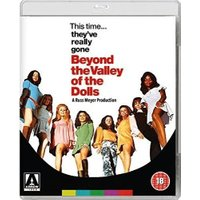 Beyond the Valley of the Dolls [Blu-ray]