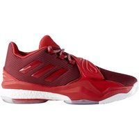 Adidas Derrick Rose Englewood Boost burgundy red/rayon red/footwear white
