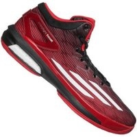 Adidas Crazylight Boost red/black/white