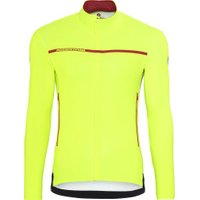 Castelli Perfetto Long Sleeve Yellow