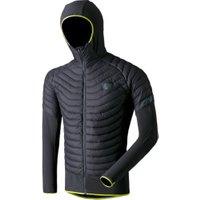 Dynafit TLT Primaloft Hood jacket Men Black Asphalt