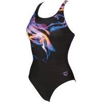 Arena Women Swimsuit Pegasus Black/Plum