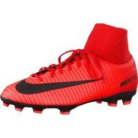 Nike Mercurial Victory VI DF FG Jr university red/black/bright crimson