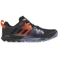 Adidas Kanadia 8.1 Trail black/carbon/core black/orange