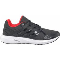 Adidas Duramo 8 carbon/core black/hi-res red