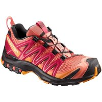 Salomon XA Pro 3D Women living coral/black/virtual pink
