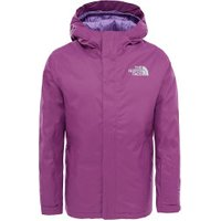 The North Face Kid's Snow Quest Jacket wood violet