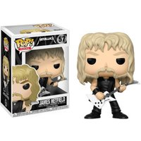 Funko Pop! Rocks: Metallica - James Hetfield