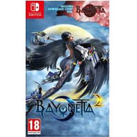Bayonetta 2 + Bayonetta Digital Download Code (Switch)