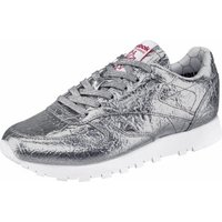 Reebok Classic Leather HD W silver met/snowy grey/primal red/white