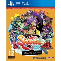 Shantae: Half Genie Hero - Ultimate Edition (Day One Edition) (PS4)