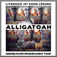 Alligatoah - Livemusik Ist Keine Lösung-Himmelfahrtskommando (CD)
