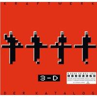 Kraftwerk - 3-D The Catalogue (Deluxe Album Box - English) (CD)