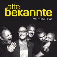 Alte Bekannte - Wir sind da! (CD)