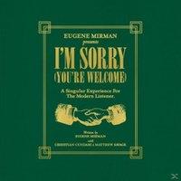 Eugene Mirman - I'm Sorry (Vinyl)