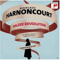 Nikolaus Harnoncourt, Concentus Musicus Wien - Walzer Revolution (Vinyl)
