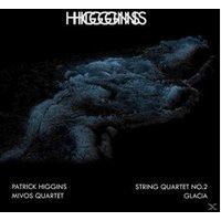 Patrick Higgins - Streichquartett 2+Glacia (Vinyl)
