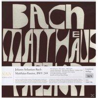 SCHREIER/ADAM/MAUERSBERGER/GOL - Matthäus-Passion (Vinyl)