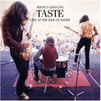 Taste - What.S Going On-Live At The Isle Of Wight 1970 (Vinyl)