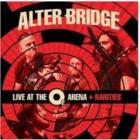 Alter Bridge - Love At The O2 Arena+Rarities (4LP Box Schwarz) (Vinyl)
