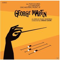 George Martin – The Film Scores And The Original Orchestral Music (Vinyl)