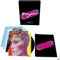Grace Jones - Portfolio/Fame/Muse-The Disco Years, 4lp (Ltd.Edt) (Vinyl)