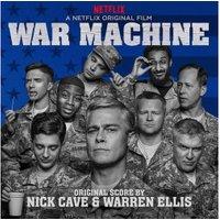Nick Cave & Warren Ellis – War Machine (A Netflix OST) (Coloured) (Vinyl)