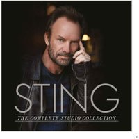 Sting - The Complete Studio Collection (LTD 16-LP Box) (Vinyl)