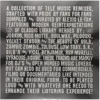 VARIOUS - A Collection Of Tele Music Remixes Vol.1 (Vinyl)