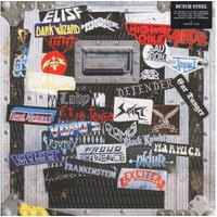 VARIOUS - Dutch Steel (Vinyl)